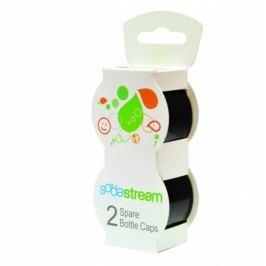 Víčko SodaStream na plastové láhve, černé (2ks)