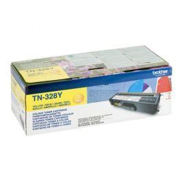 Brother TN-328Y, 6000 stran - originální (TN328Y)