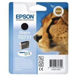 Epson T0711, 245 stran - originální (C13T07114011)