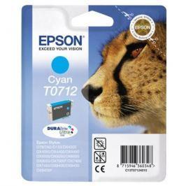 Epson T0712, 375 stran - originální (C13T07124011)