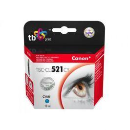 TB Canon CLI-521C - kompatibilní (TBC-CLI521CY)