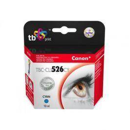 TB Canon CLI-526C - kompatibilní (TBC-CLI526CY)