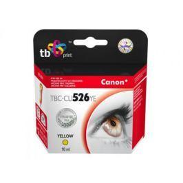 TB Canon CLI-526Y - kompatibilní (TBC-CLI526YE)