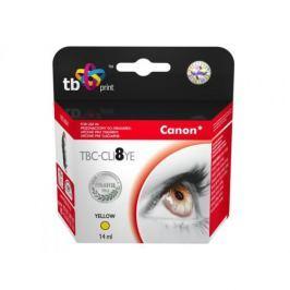 TB Canon CLI-8Y - kompatibilní (TBC-CLI8YE)