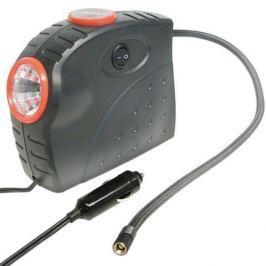 Carpoint 12V 10bar s LED reflektorem a tlakoměrem Autokompresory