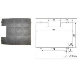 Filtr uhlíkový Amica FW-K202