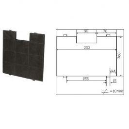 Filtr uhlíkový Amica FW-K280 Uhlíkové filtry
