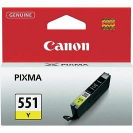 Canon CLI-551 Y, 330 stran - originální (6511B001)