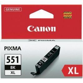 Canon CLI-551XL BK, 4425 stran - originální (6443B001)