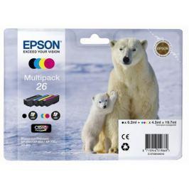 Epson T2616, 6,2ml (C13T26164010) Inkousty a refillkity
