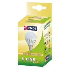 EMOS S LINE MINI GL 2,5W E14WW Žárovky