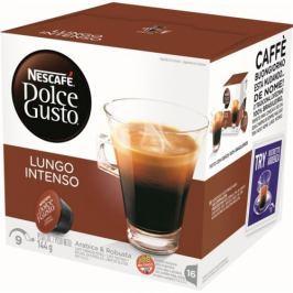 Nescafé LUNGO INTENSO Kapsle a káva