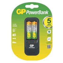 GP PB560 pro AA, AAA + 2x GP2700AAHC (GP PB560) Univerzální nabíječky