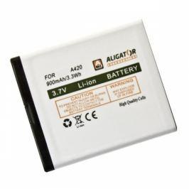 Aligator pro A420 900mAh, Li-Ion (A420BAL) Baterie pro mobilní telefony - originální