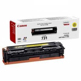 Canon CRG-731Y 1500str - originální (6269B002) Náplně a tonery - originální