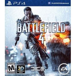 EA Battlefield 4 (EAP40405) Hry pro Playstation 4