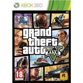 RockStar Grand Theft Auto V (427544) Hry pro Xbox 360