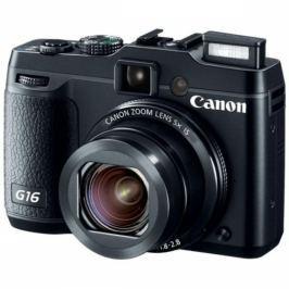Canon G16 Pokročilé kompakty