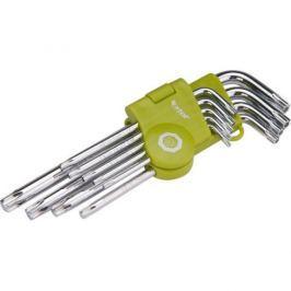EXTOL 66011, L-klíče, 9 ks
