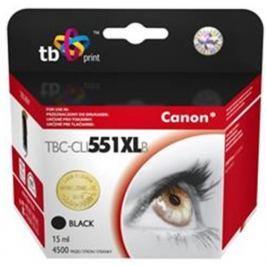 TB Canon CLI-551XL - kompatibilní (TBC-CLI551XLB)