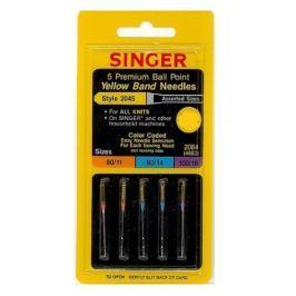 Singer - jehly blister 848, 5 ks