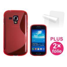 Connect IT pro Samsung Galaxy Trend (S7560) + 2ks ochranná fólie (CI-339)
