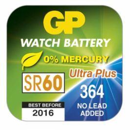 Knoflíková baterie do hodinek GP 364F, 10 ks v krabičce