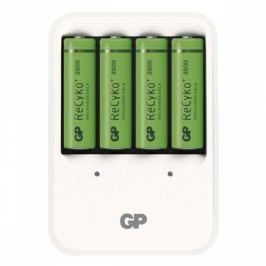 GP PB420 pro AA, AAA + 4x AA ReCyko+ (2500mAh) (1604142000)