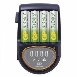GP nabíječka baterií PB50 + 4AA ReCyko