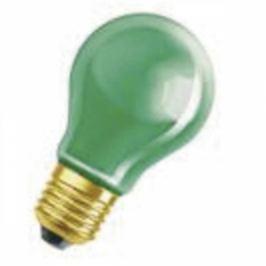 Žárovka dekorativní E27 11W zelená