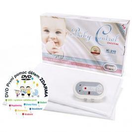 Baby Control BC-210, dvě senzorové podložky