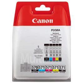 Canon PGI-570/CLI-571 PGBK/C/M/Y/BK MULTI BL w/o SEC (0372C004)