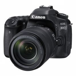 Canon 80D + 18-135 IS USM (1263C041)
