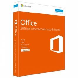 Microsoft CZ pro domácnosti a podnikatele (T5D-02737)