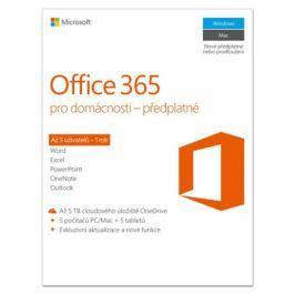 Microsoft pro domácnosti CZ (6GQ-00721)
