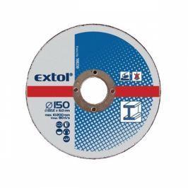 EXTOL na kov, 5ks, 150x6,0x22,2mm