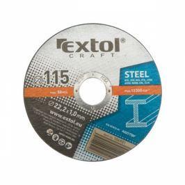 EXTOL na kov, 5ks, 125x1,0x22,2mm