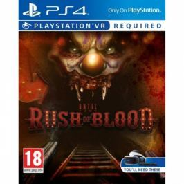 Sony Until Dawn Rush of Blood (PS4) (PS719846857  )