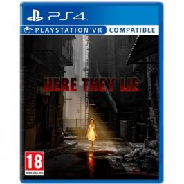 Sony Here They Lie (PS4) (PS719872252 )