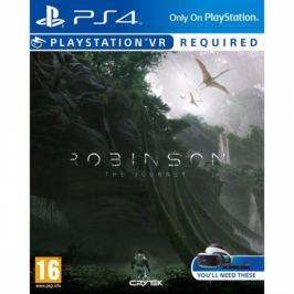 Sony Robinson: The Journey (PS4) (PS719865353)