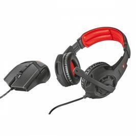 Trust GXT 784 headset + myš (21472)