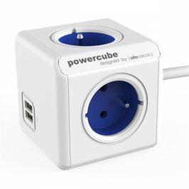 Powercube Extended USB, 4x zásuvka, 2x USB, 1,5m