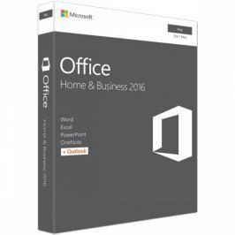 Microsoft pro domácnosti a podnikatele pro MAC CZ (W6F-00999)