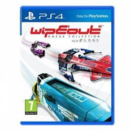 Sony WipEout Omega Collection (PS719853763)