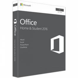 Microsoft Mac pro domácnosti CZ (GZA-01051)