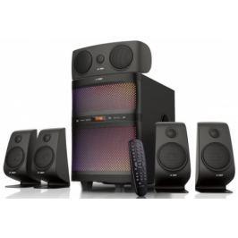 Fenda F&D F5060X 5.1, bluetooth, rádio, USB, SD karta, dálkové ovládání (F5060X)