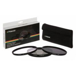 Polaroid 58mm (UV MC, CPL, ND9), set 3ks (PL3FILND58)