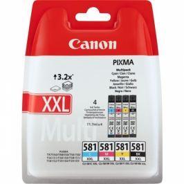 Canon CLI-581XXL C/M/Y/BK MULTI BL SECL (1998C004)