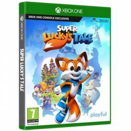 Microsoft Super Lucky's Tale (FTP-00015)