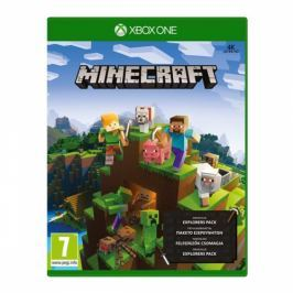 Microsoft Minecraft Explorers Pack (44Z-00100)